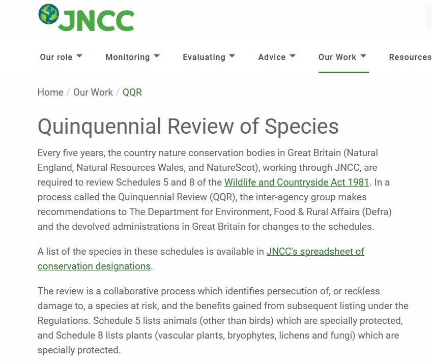 the-quinquennial-review