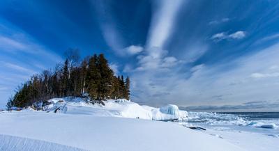 minnesota's-north-shore-in-february