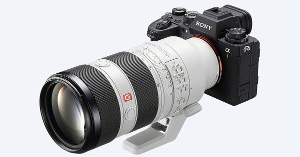 sony-unveils-new-fe-70-200mm-f/2.8-gm-oss-ii